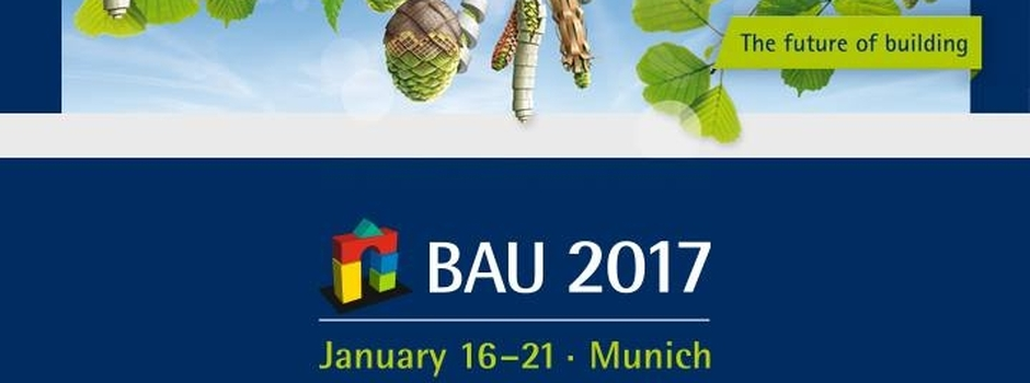 Solarraum at BAU 2017, Munich